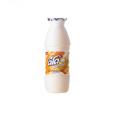 Sữa chua nước Deedo vị cam