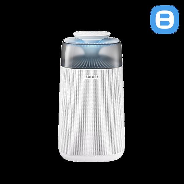 Samsung Máy lọc không khí 40m2 AX40R3030WM lọc 99.9% bụi siêu mịn vi khuẩn virus