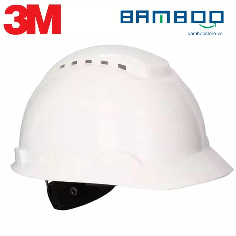 3M H701V, Nón bảo hộ giảm chấn dạng nút vặn 4 điểm nối, Có lỗ thông khí