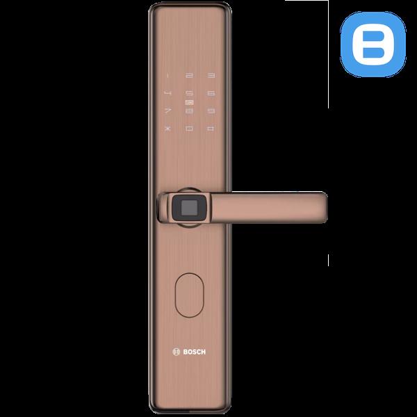 Bosch ID30B Khóa cửa điện tử thông minh cao cấp nhận dạng bằng vân tay
