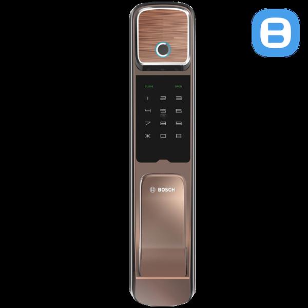 Bosch FU550 Khóa cửa điện tử thông minh cao cấp nhận dạng bằng vân tay