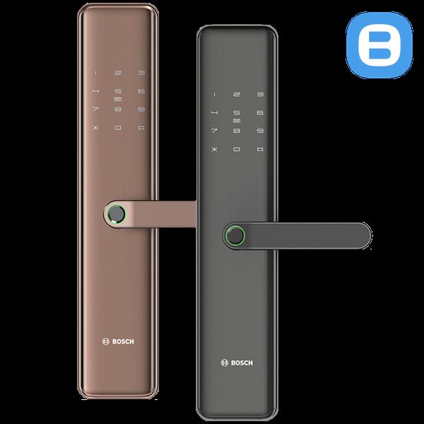 Bosch ID450 Khóa cửa điện tử thông minh cao cấp nhận dạng bằng vân tay
