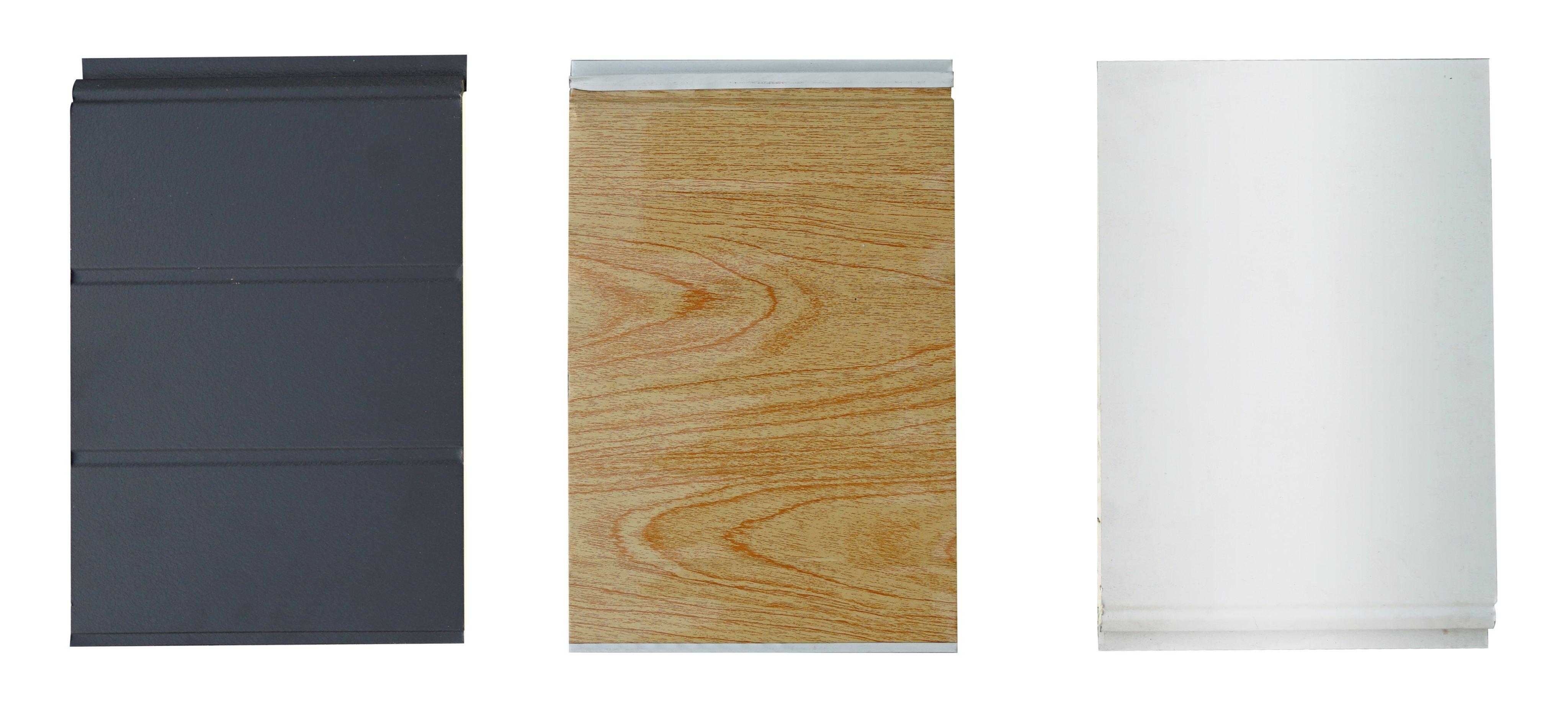 Tonmat trần vách la phong apec spec cao cấp công nghiệp cách nhiệt cách âm, màu vân gỗ bóng trắng sữa
