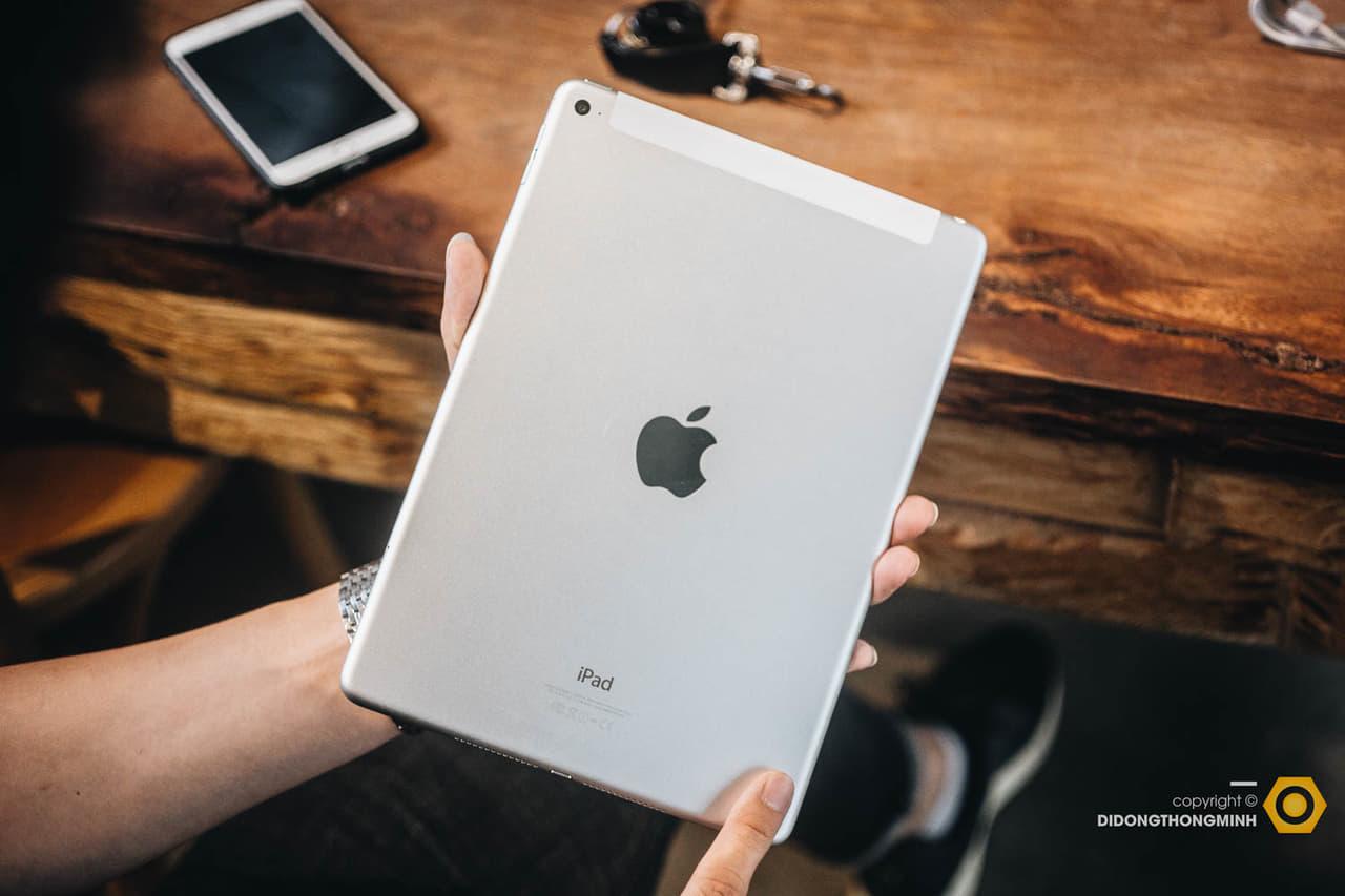 iPad Air 2 128Gb Cũ (4G + Wifi) Đẹp Như Mới - Trả góp giá ưu đãi