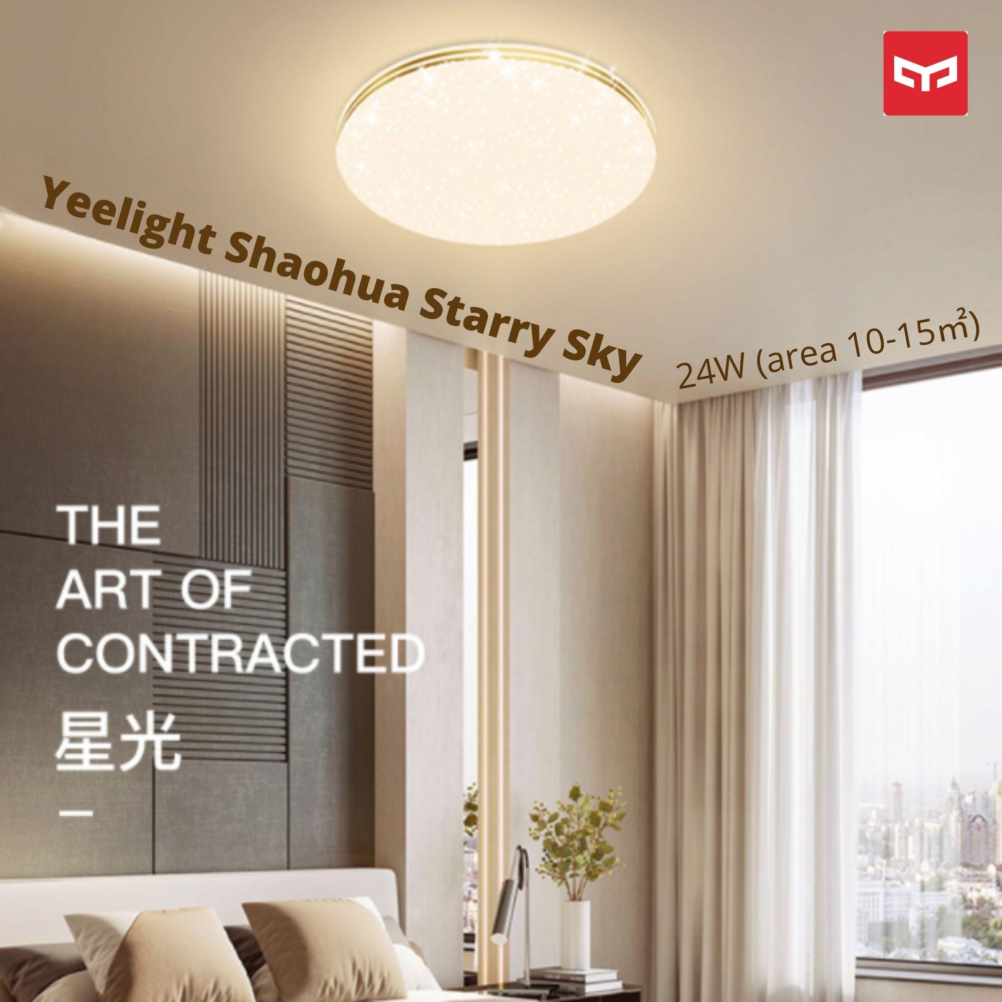 Đèn ốp trần Yeelight Shaohua 420 Ánh Sao