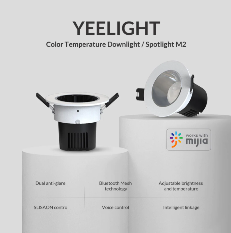 Đèn downlight âm trần Yeelight M2