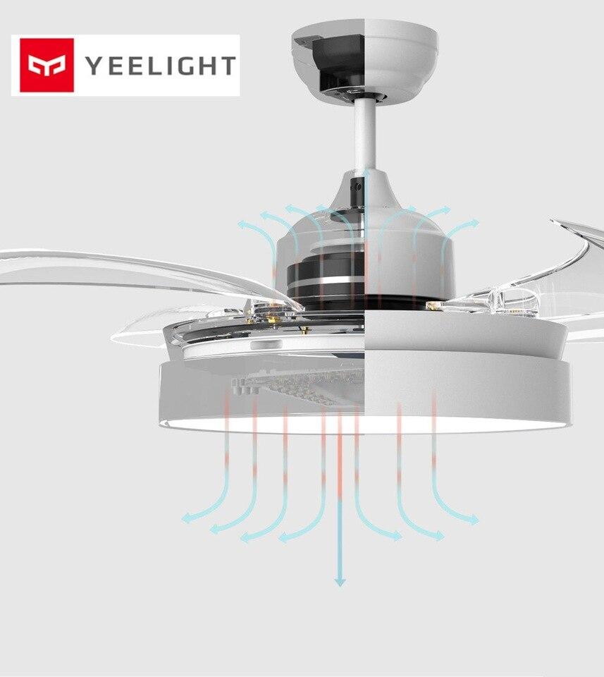 Đèn quạt vô hình Grace Pro - Vỏ trắng phiên bản 2020