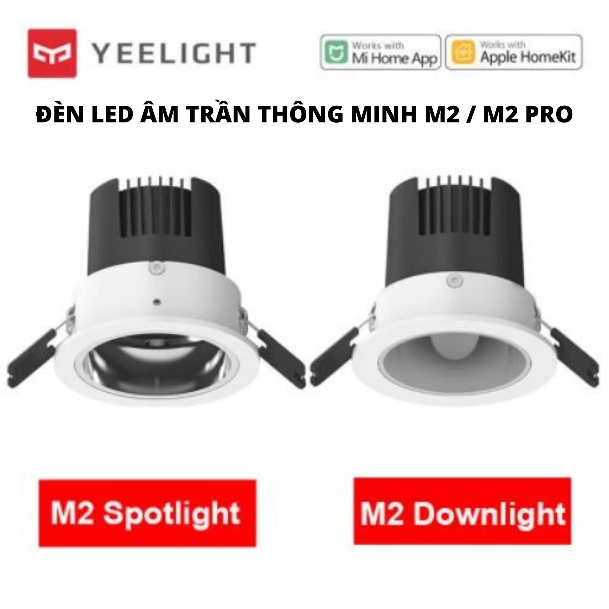 Đèn downlight chiếu điểm âm trần Spotlight M2