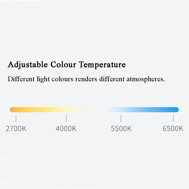 Đèn quạt vô hình C900 - Vỏ trắng(sản phẩm mới ra mắt 3/2021)