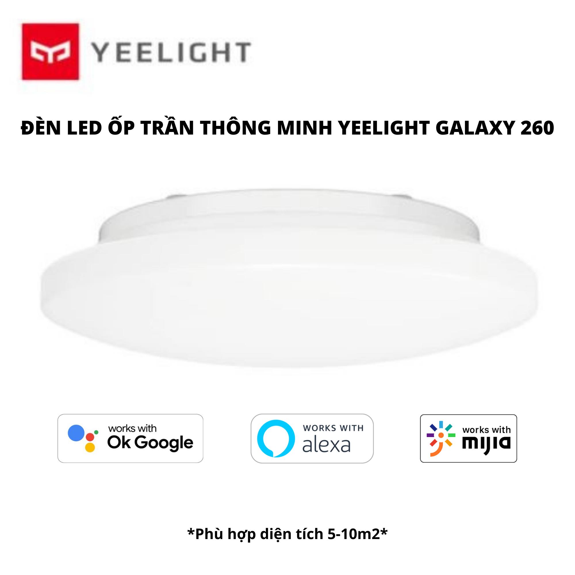 Đèn ốp trần Yeelight Galaxy 260