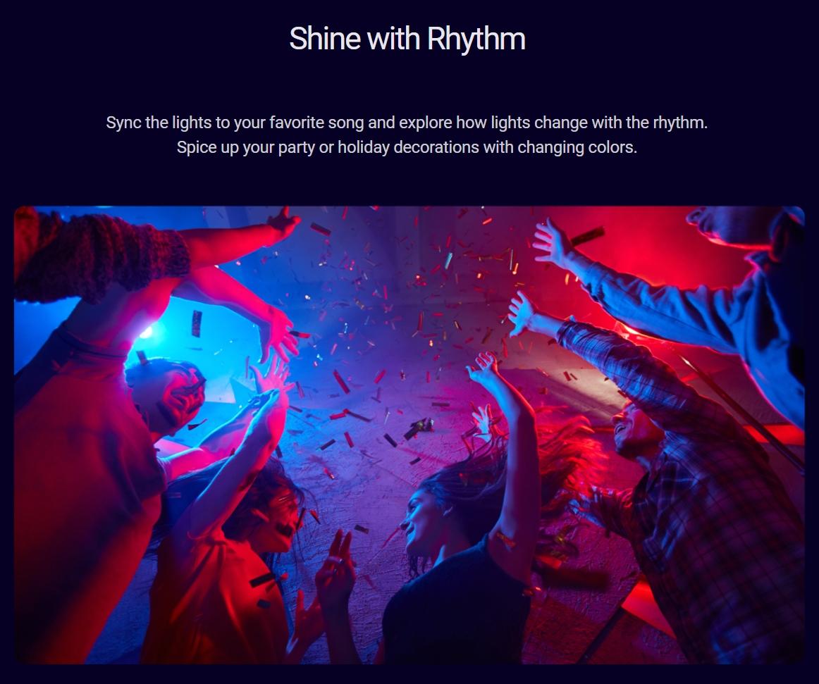 Bóng đèn Yeelight đui cài RGB Gu10