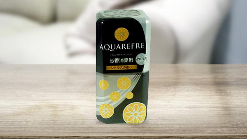 Hộp khử mùi Lion Chemical Aqua Refre 400ml (Hương cam quýt) | Siêu Thị Nhật  Bản Japana