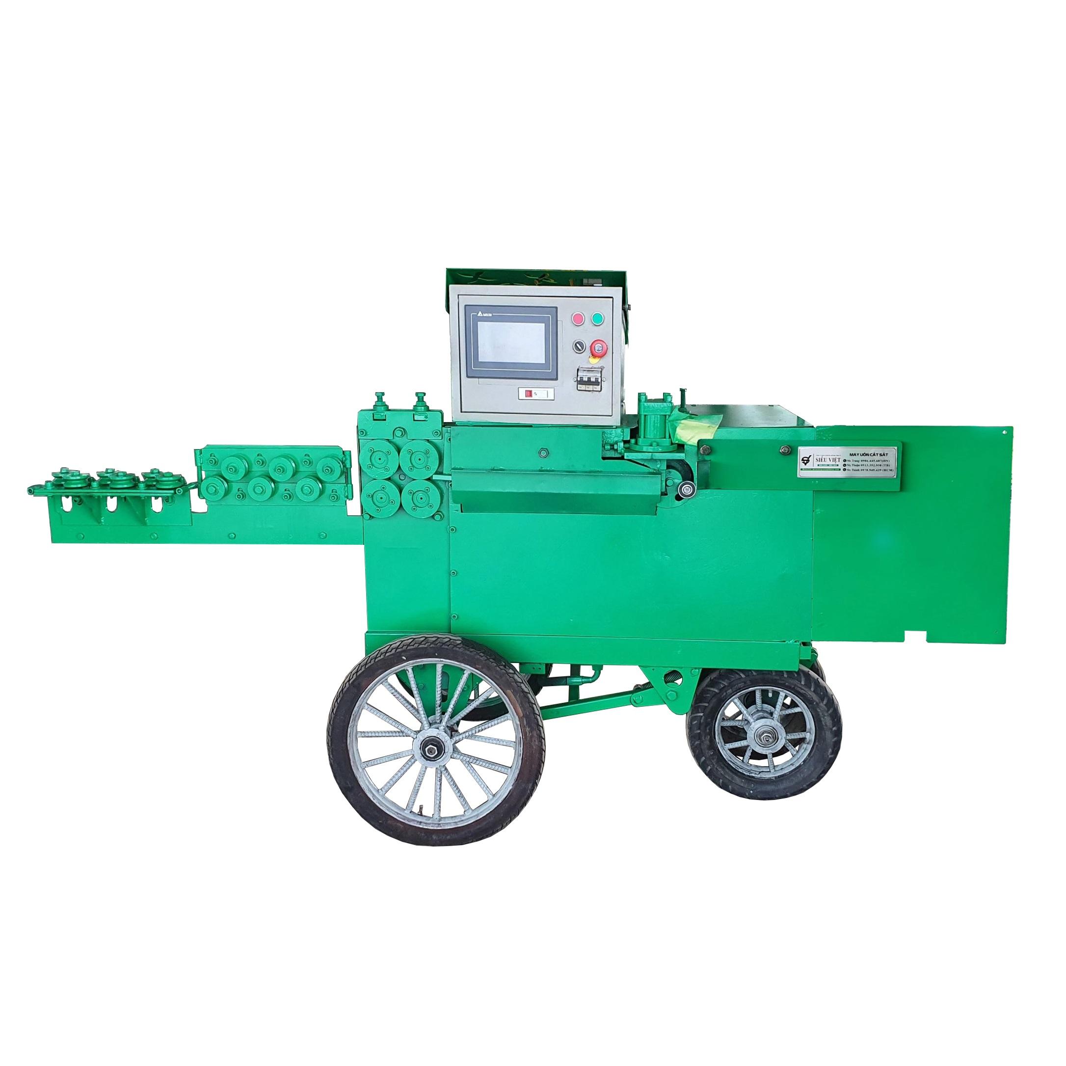 Máy bẻ đai sắt Siêu Việt SV-K20
