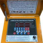 Máy duỗi cắt sắt GT4-12 điện 1 Pha