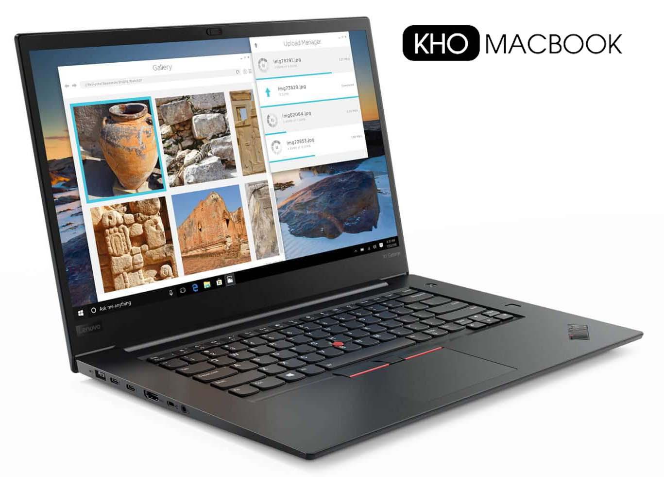ThinkPad X1 Extreme Gen 1