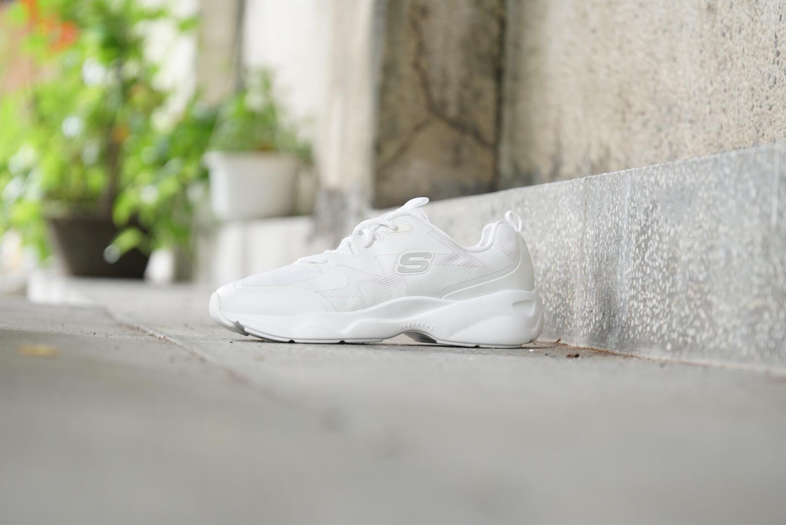 [Giày 2hand] Giày Thể Thao SKECHERS D' LITES SN 88888155 GIÀY CŨ CHÍNH HÃNG