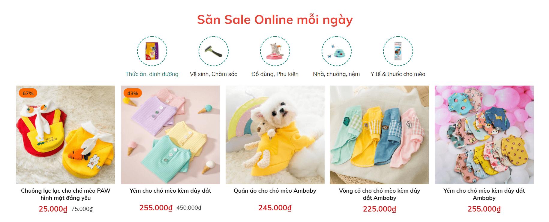 Ant Paws - Săn Sale Online