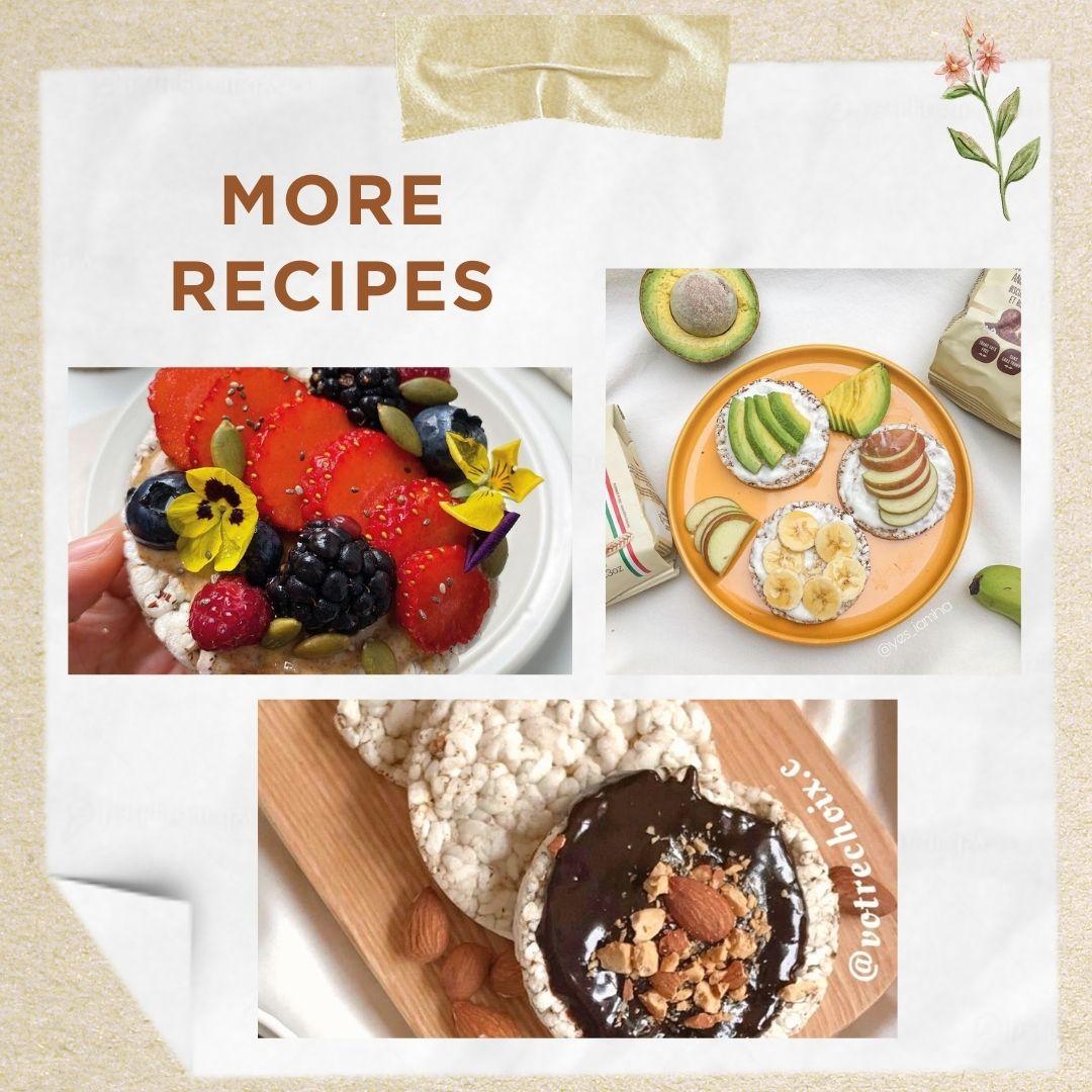 GUfoods Healthy Breakfast - Bữa sáng ăn kiêng lành mạnh