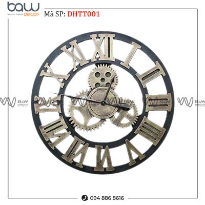 Đồng Hồ Treo Tường DHTT001