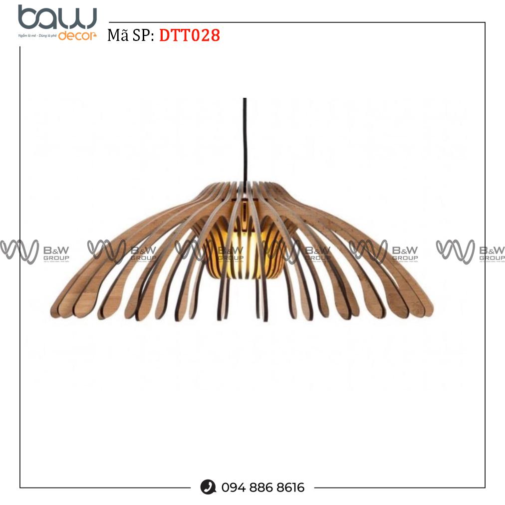 Đèn Thả Trần DTT028