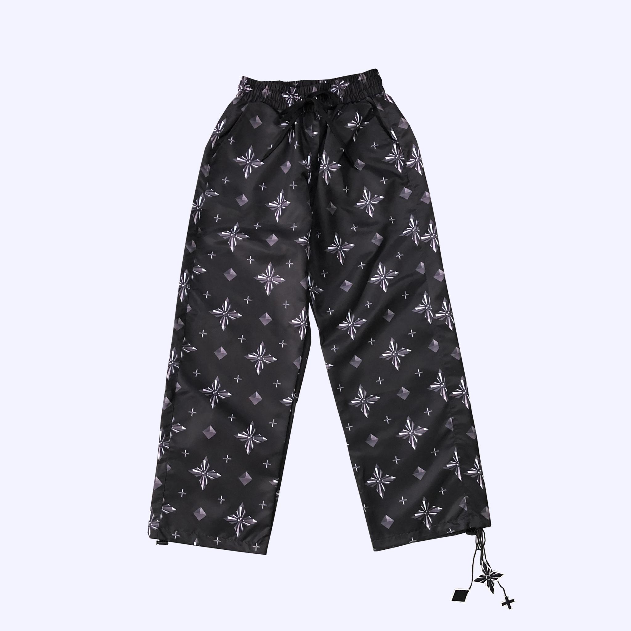 Metal LDV Monogram Pants