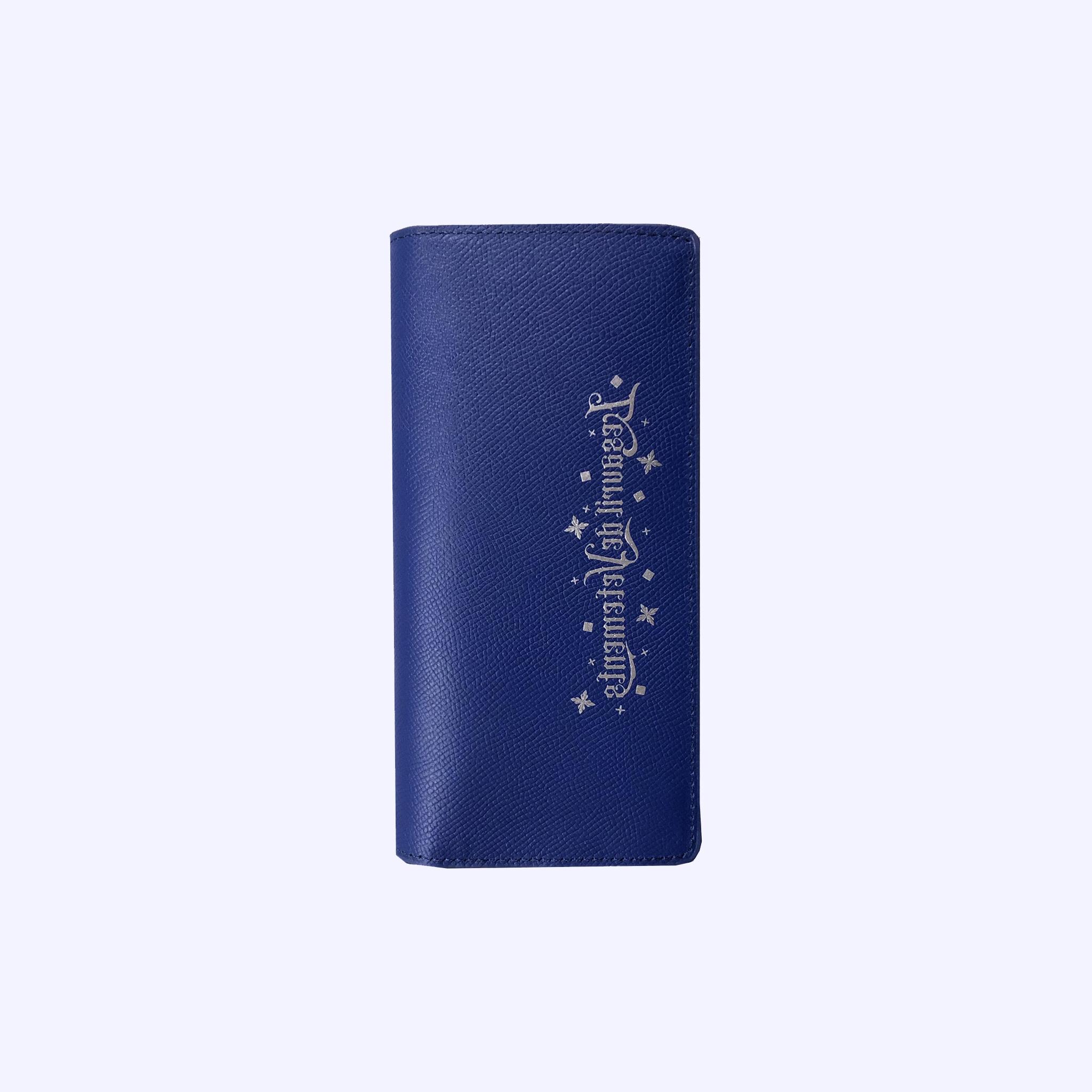 Blue Twinkle Long Wallet