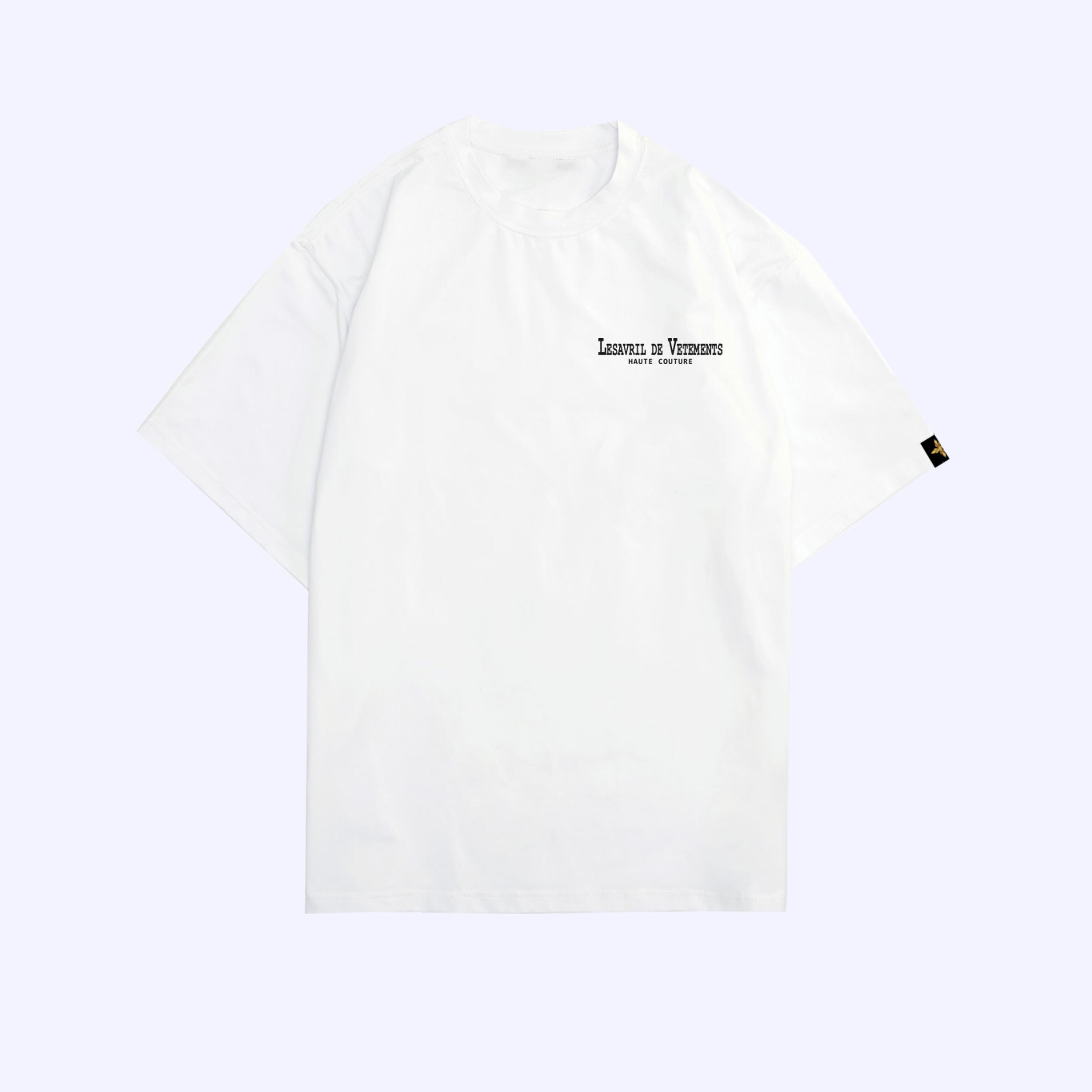 White LDV T-Shirt