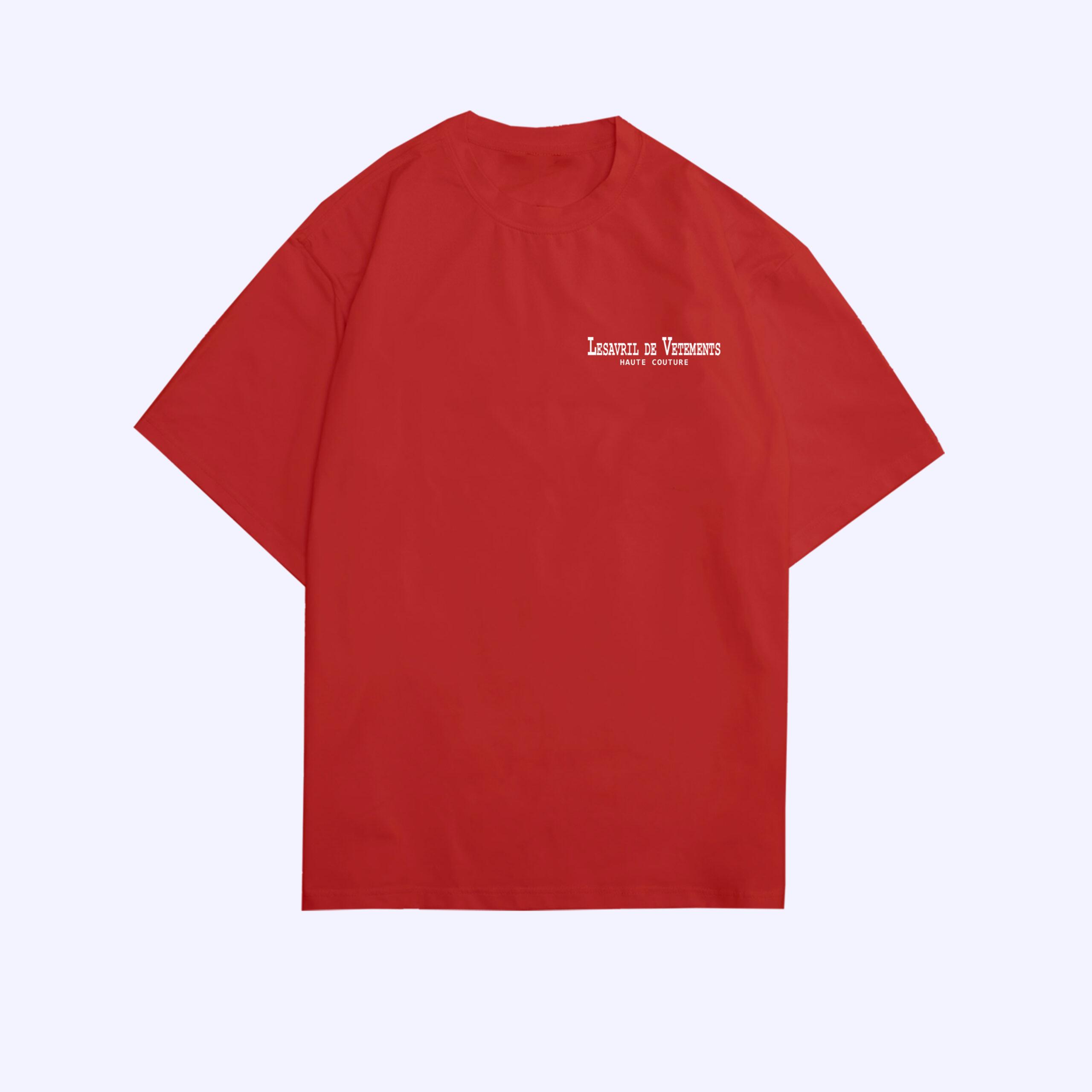 Red LDV T-Shirt