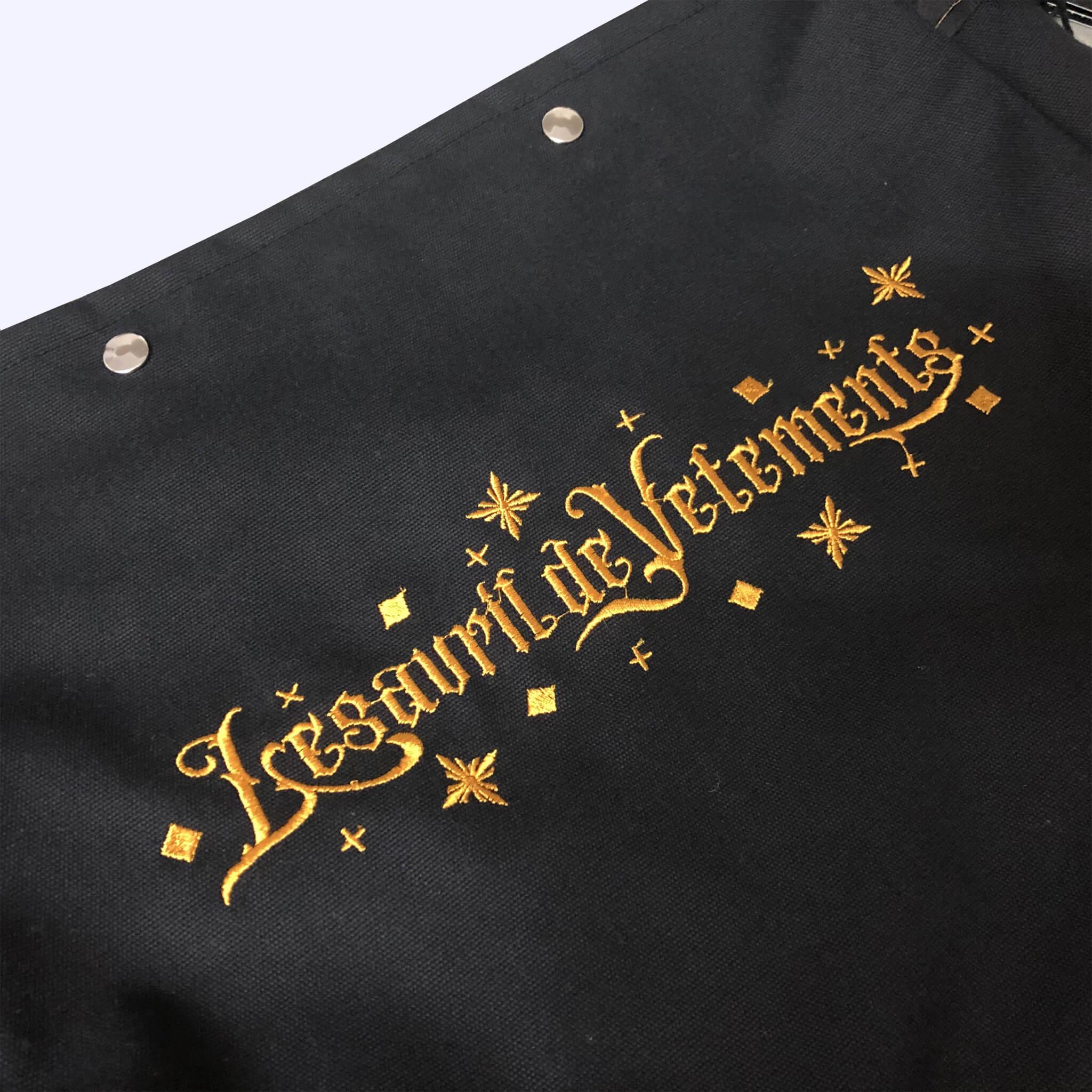 Black Twinkle Hobo Bag