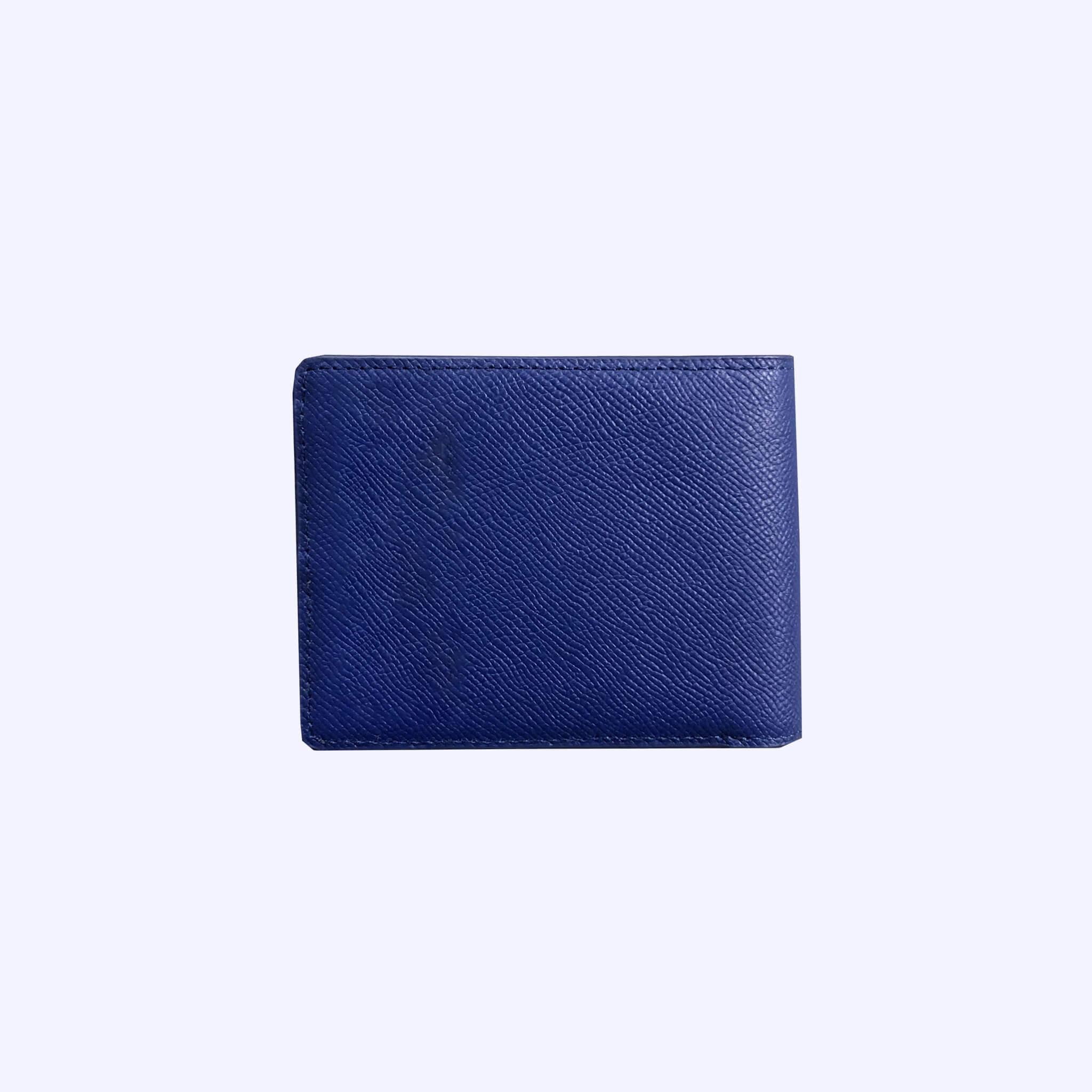 Blue Twinkle Short Wallet