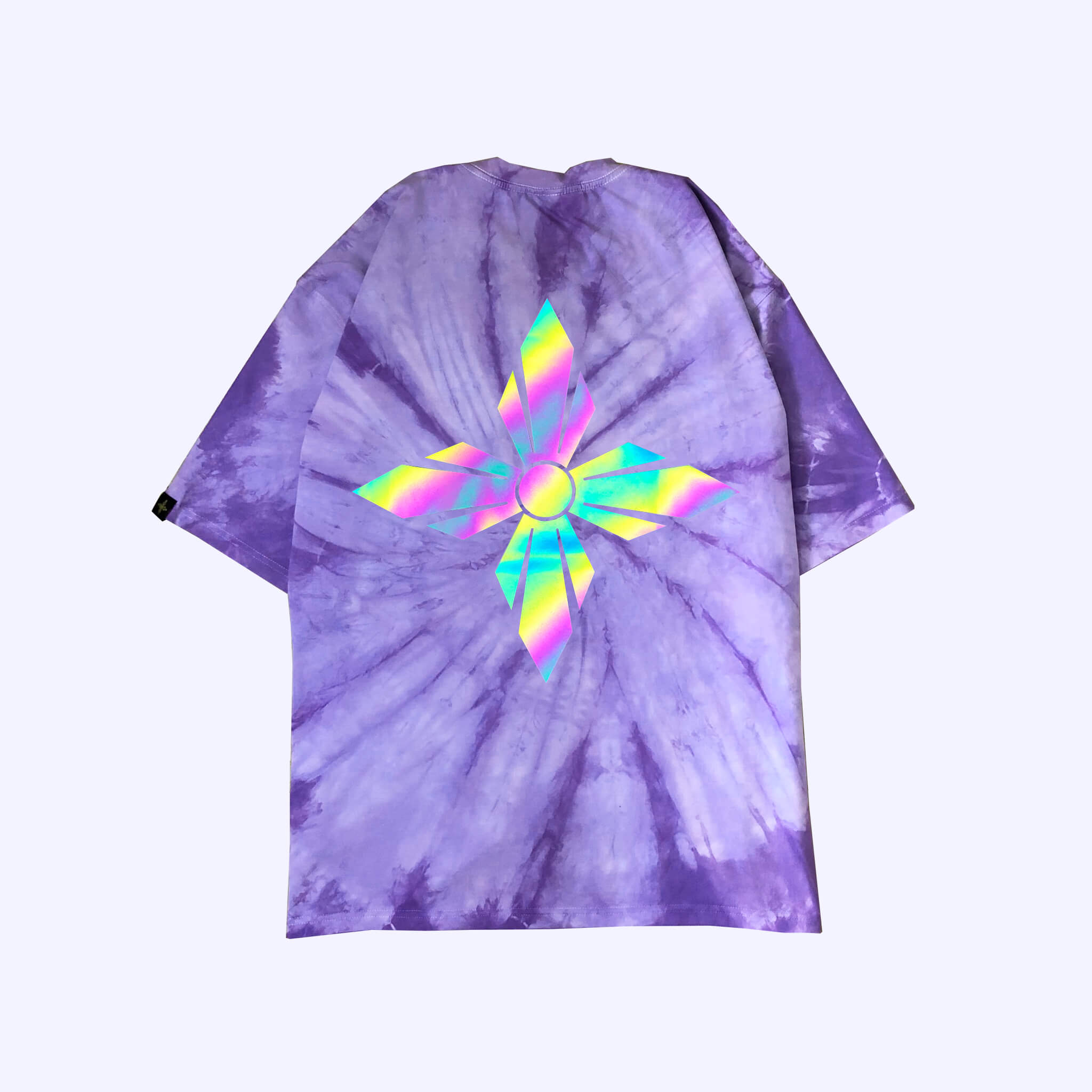 Hologram Brilliant Lavender T-Shirt