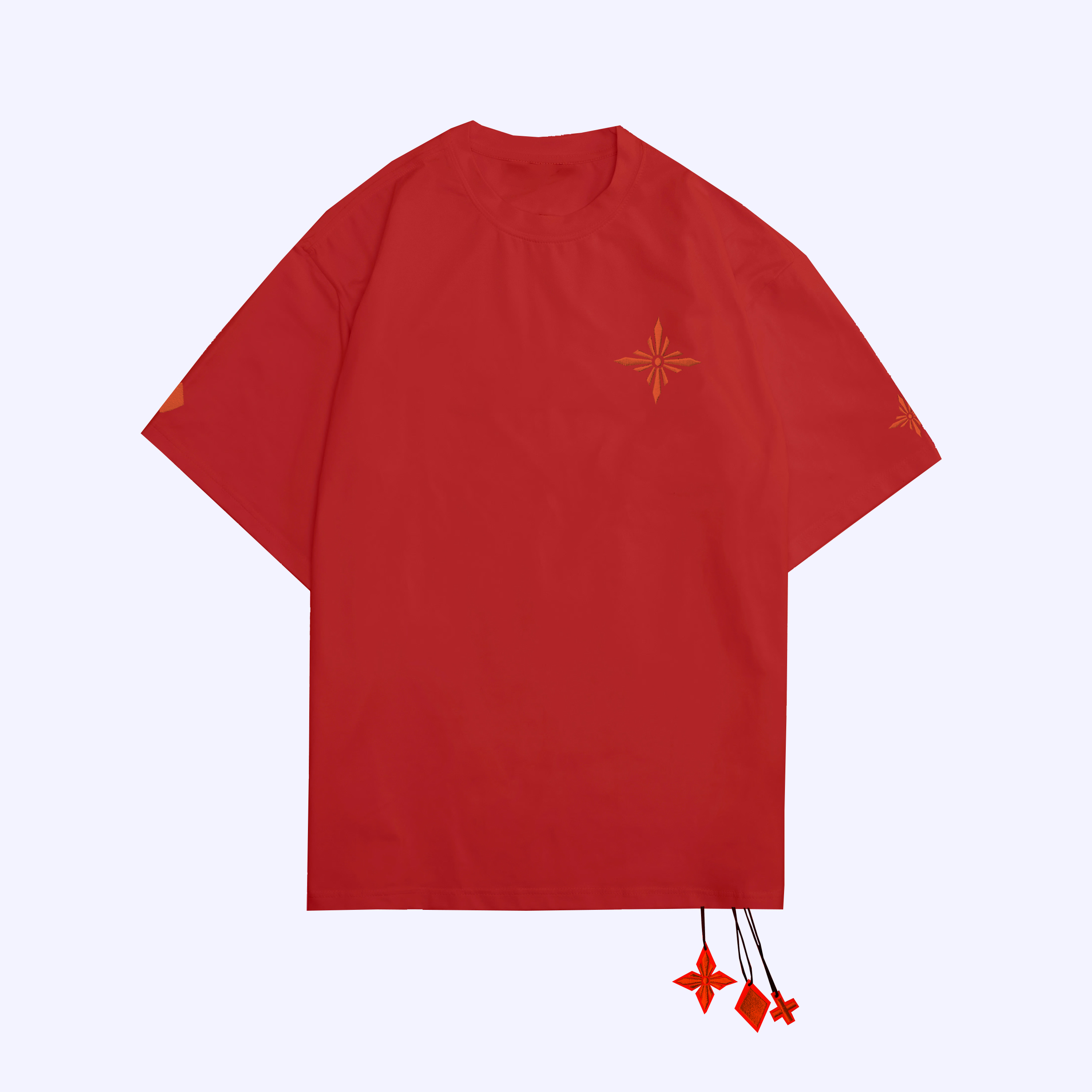 Light Ruby Signature T-Shirt