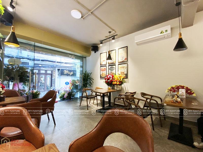 Hoàn thiện nội thất quán cà phê 101 - Hào Nam