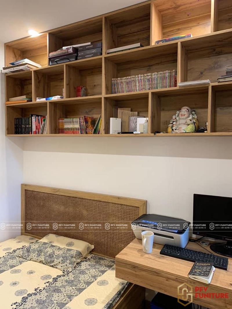 Hoàn thiện nội thất căn hộ 2PN Vinhomes Ocean Park