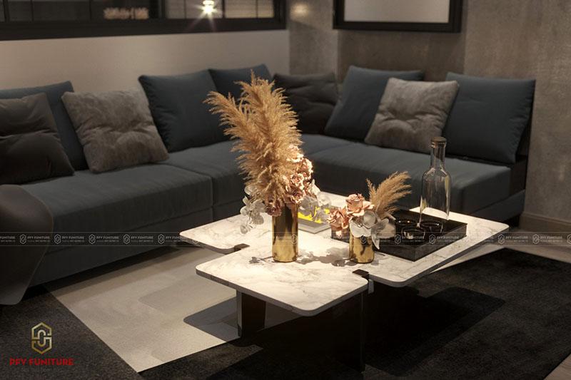 Vẻ đẹp đẳng cấp tiềm ẩn trong căn hộ hiện đại