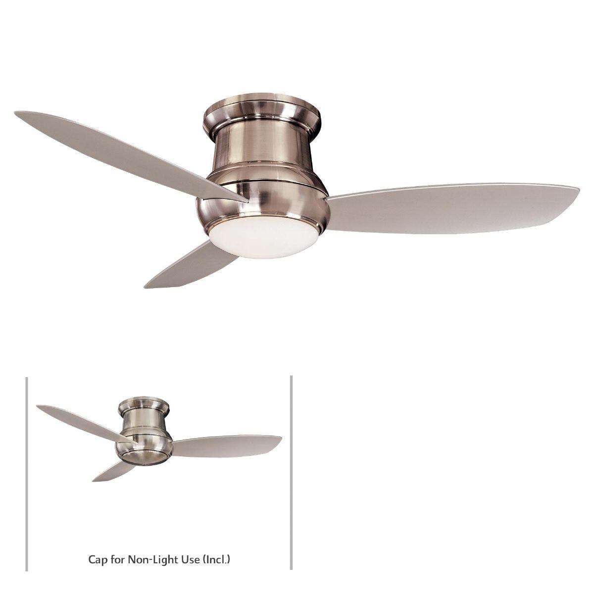Quạt trần Minka Concept II F574-BNW Sáng bạc