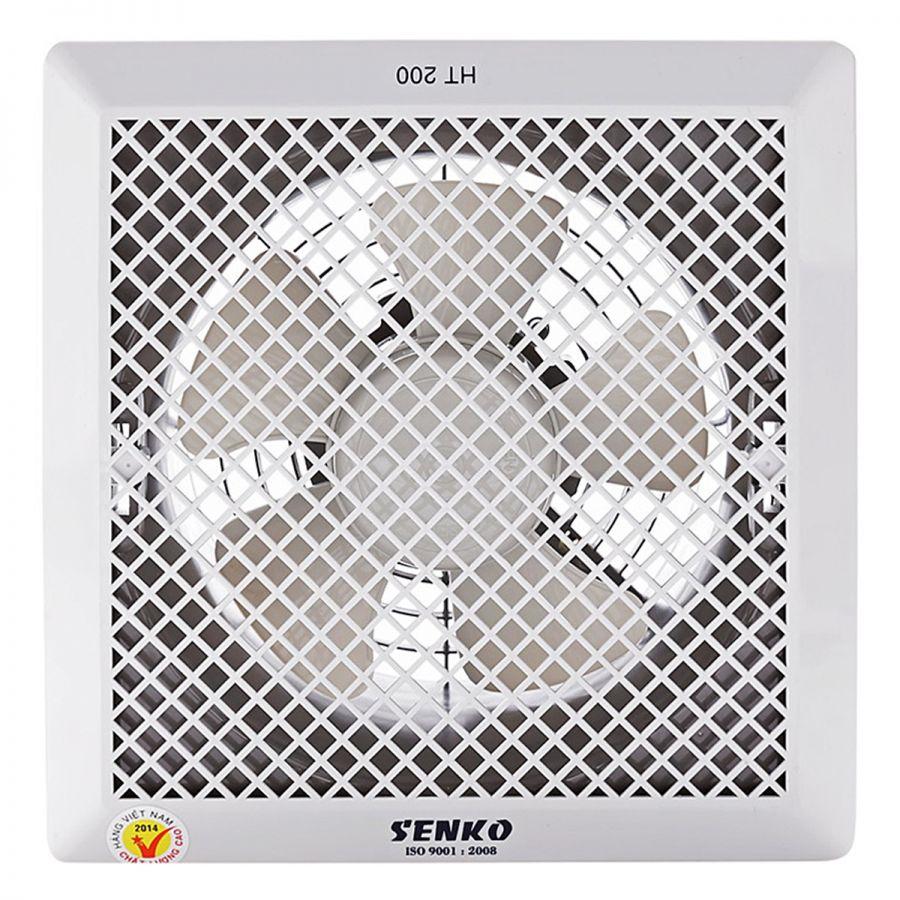Quạt hút âm trần Senko HT200 I Sải cánh 20cm