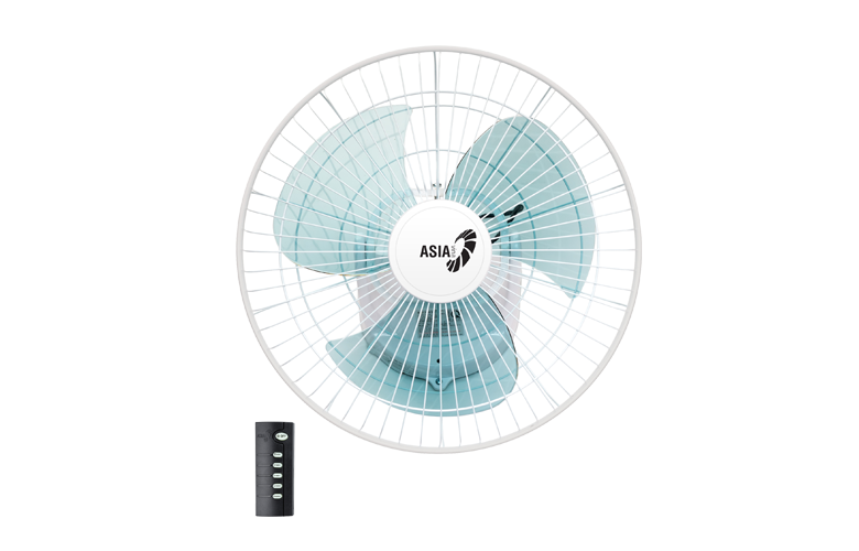 Quạt trần đảo ASIA X16002-SV0-Xám-điều khiển từ xa