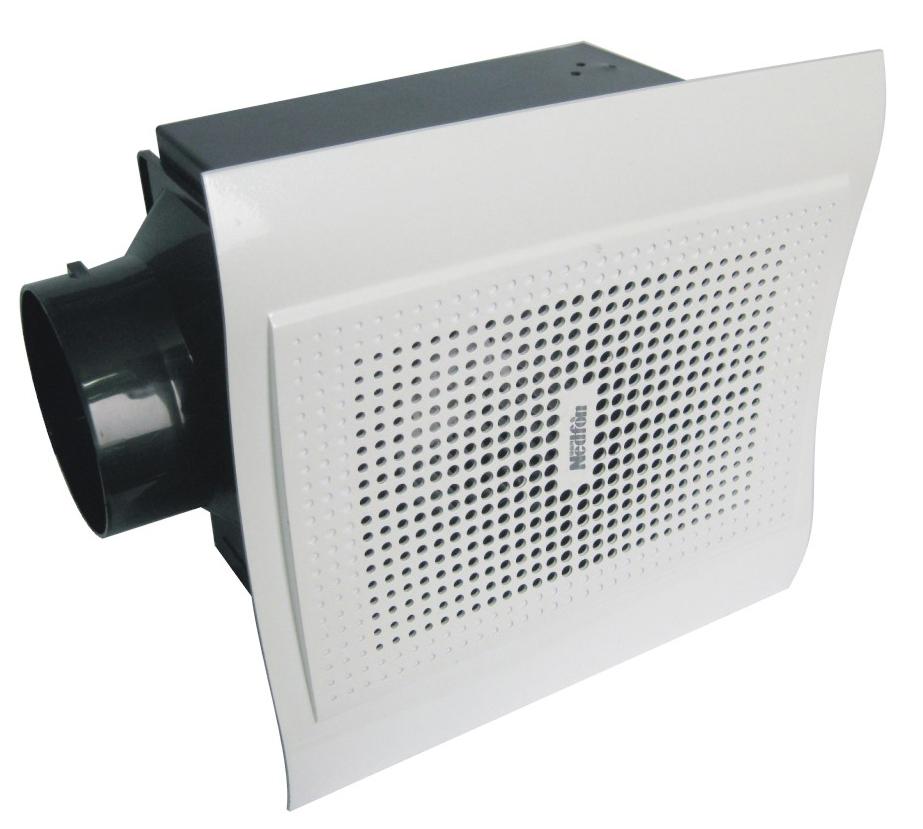 Quạt hút âm trần NEDFON BPT15-33H45-A  (phù hợp diện tích phòng 11 – 17m²)