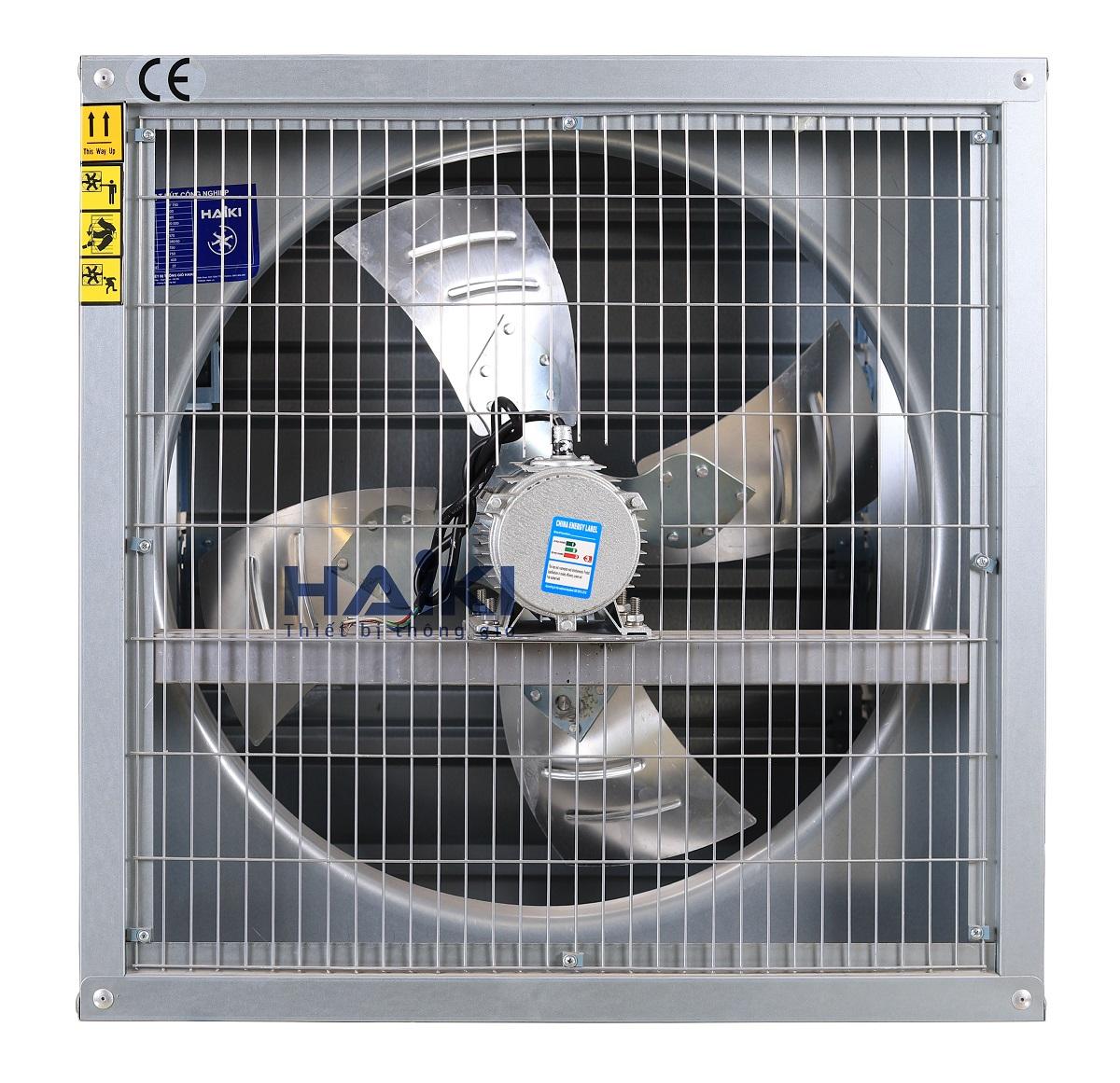 Quạt hút công nghiệp vuông HAIKI LF750x750x400