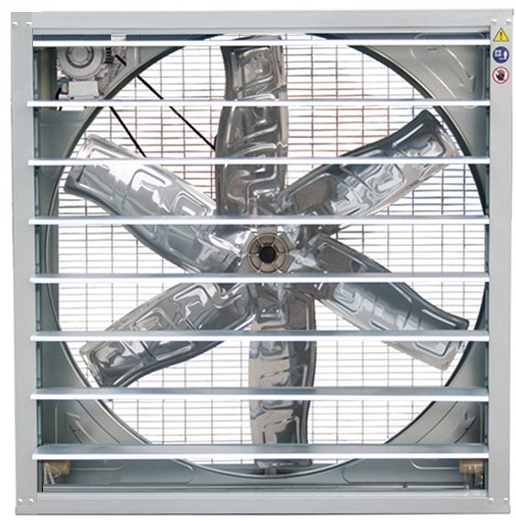 Quạt hút công nghiệp SHRV 1380x1380x400 điện áp 380V