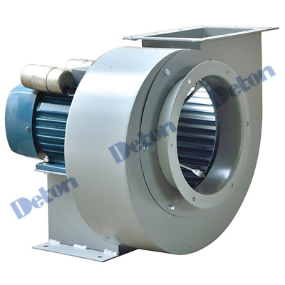 Quạt ly tâm Deton DT9-63-A-2.5A1-2-2.2KW_380V