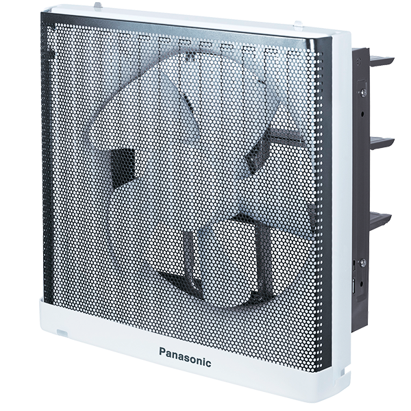 Quạt thông gió gắn tường Panasonic FV-25AUF1 (1 chiều - dùng trong nhà bếp)