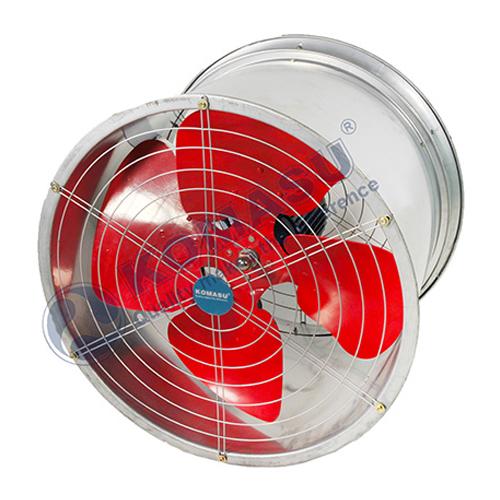 Quạt thông gió công nghiệp Komasu KM-50-1S I Công suất lớn