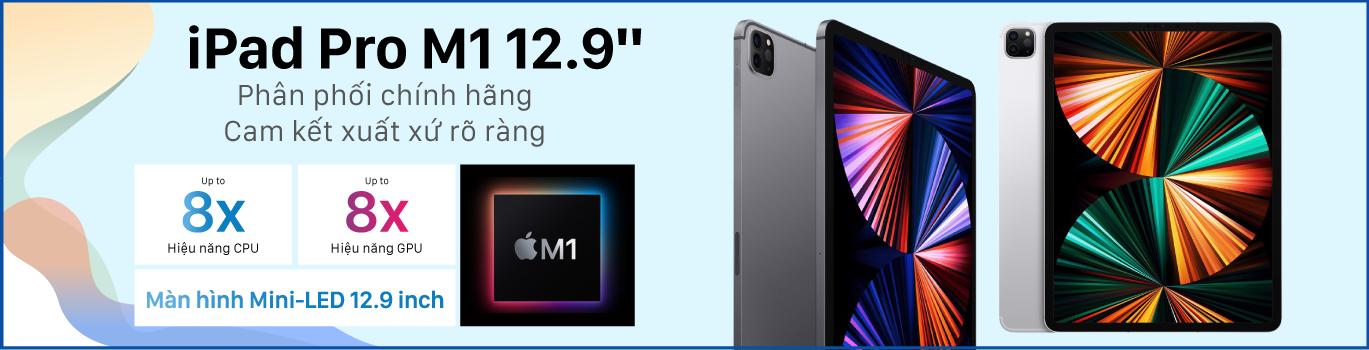 đánh giá iPad Pro 12.9 M1