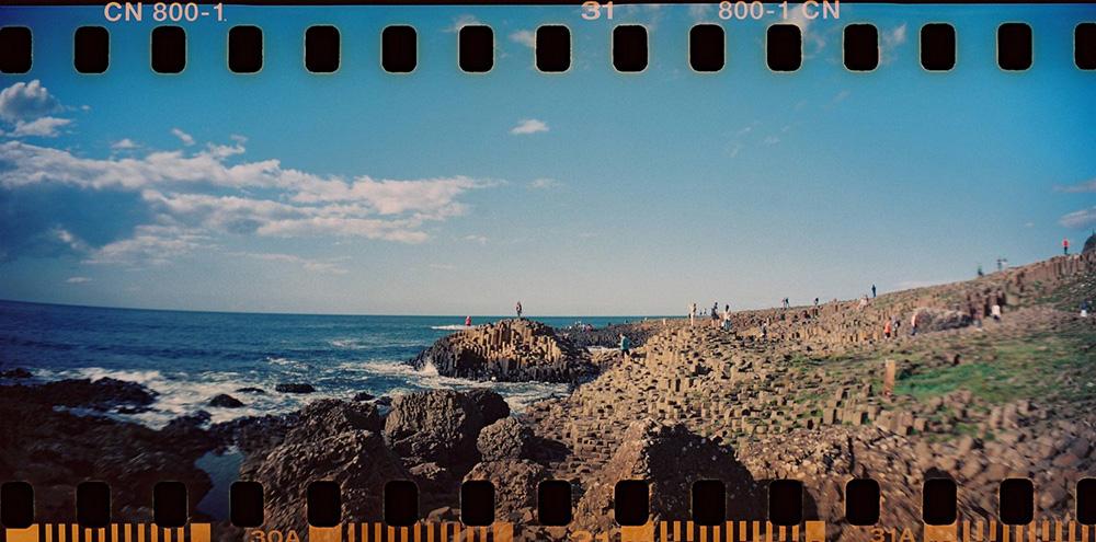 Lomo 800 (36 tấm) - Film chụp ảnh 35mm Lomography Color Negative 800/36