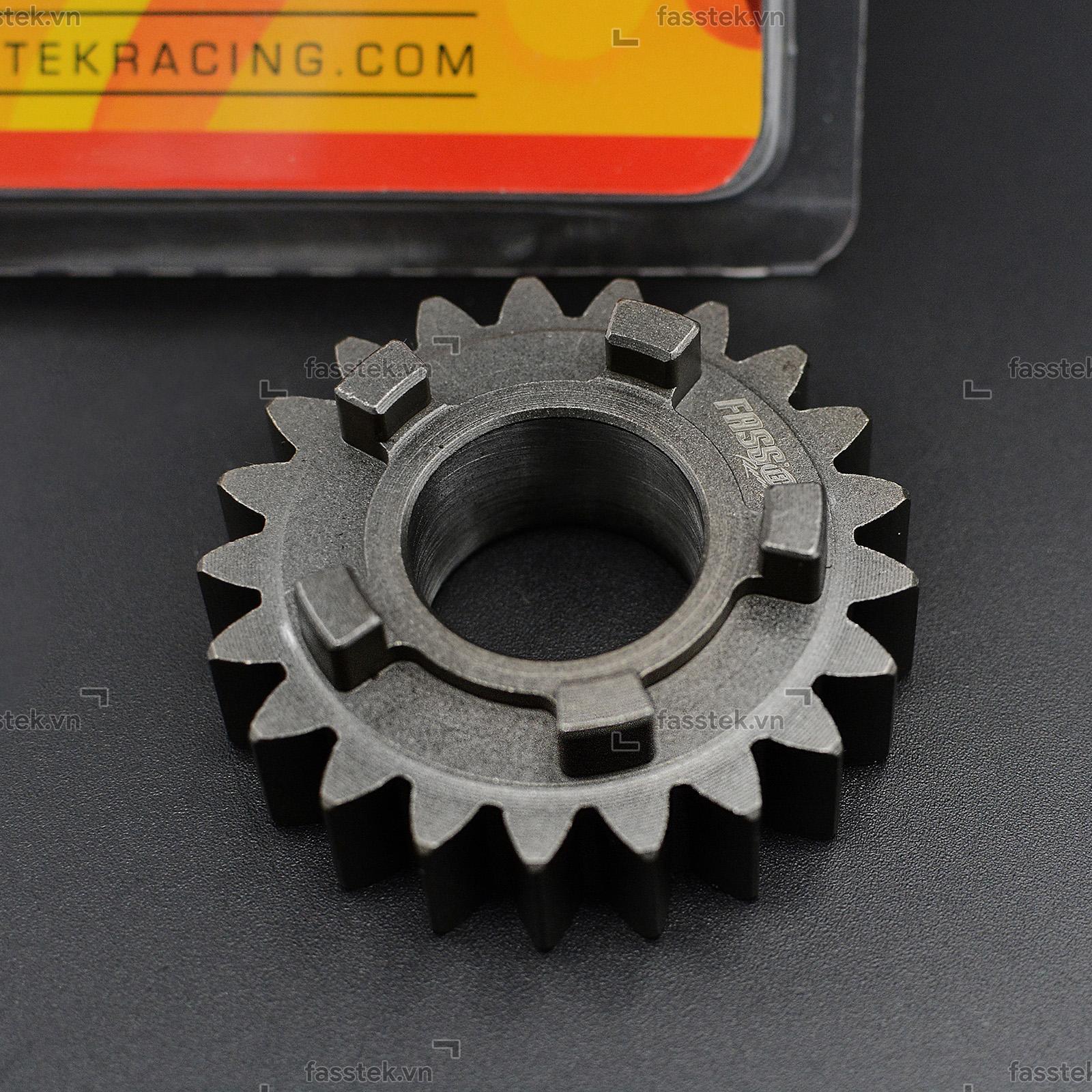 Nhông số đấu Fasstek Racing số 5TH cho Exciter 150