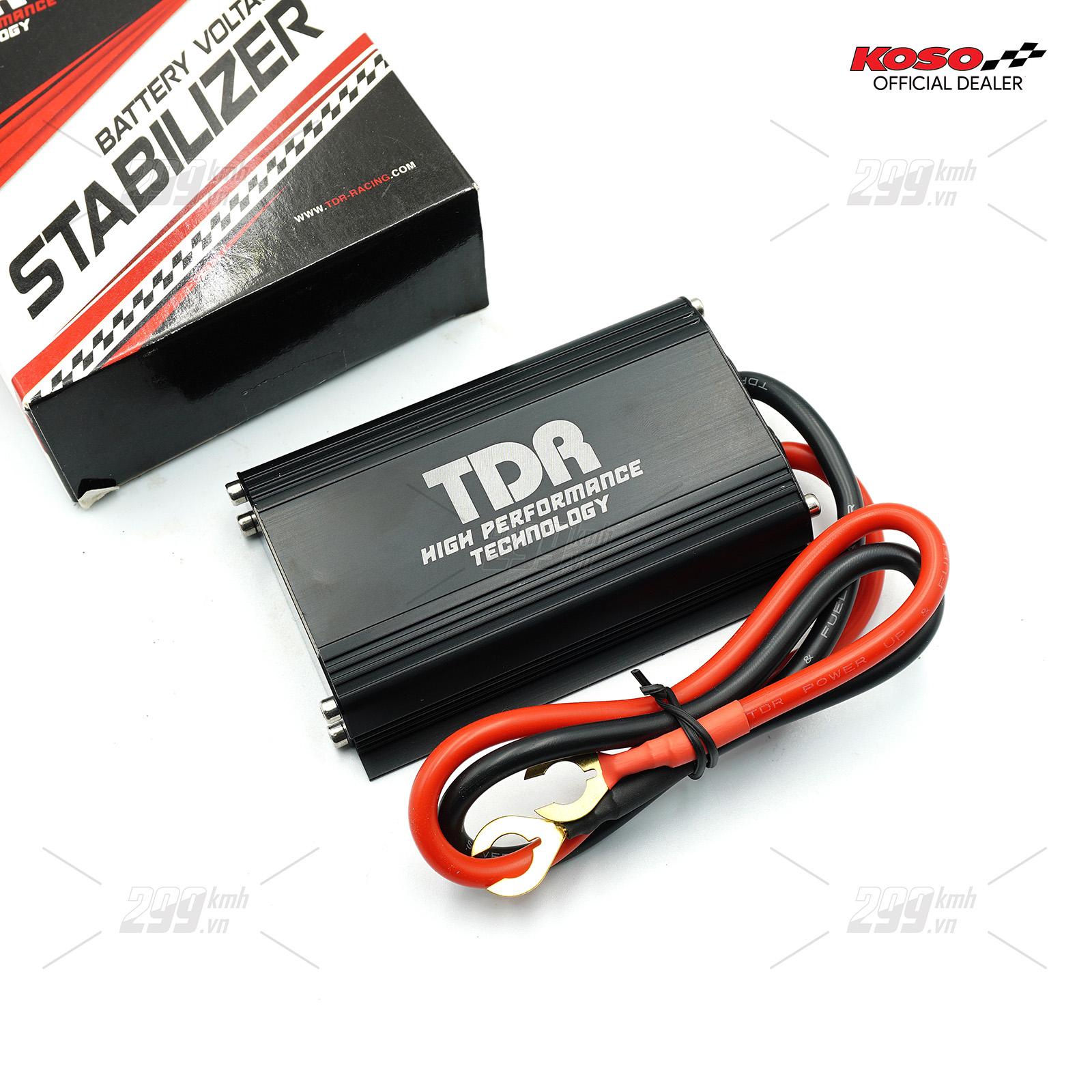 Thiết bị ổn áp bình ắc-quy 12V TDR Battery Stabilizer