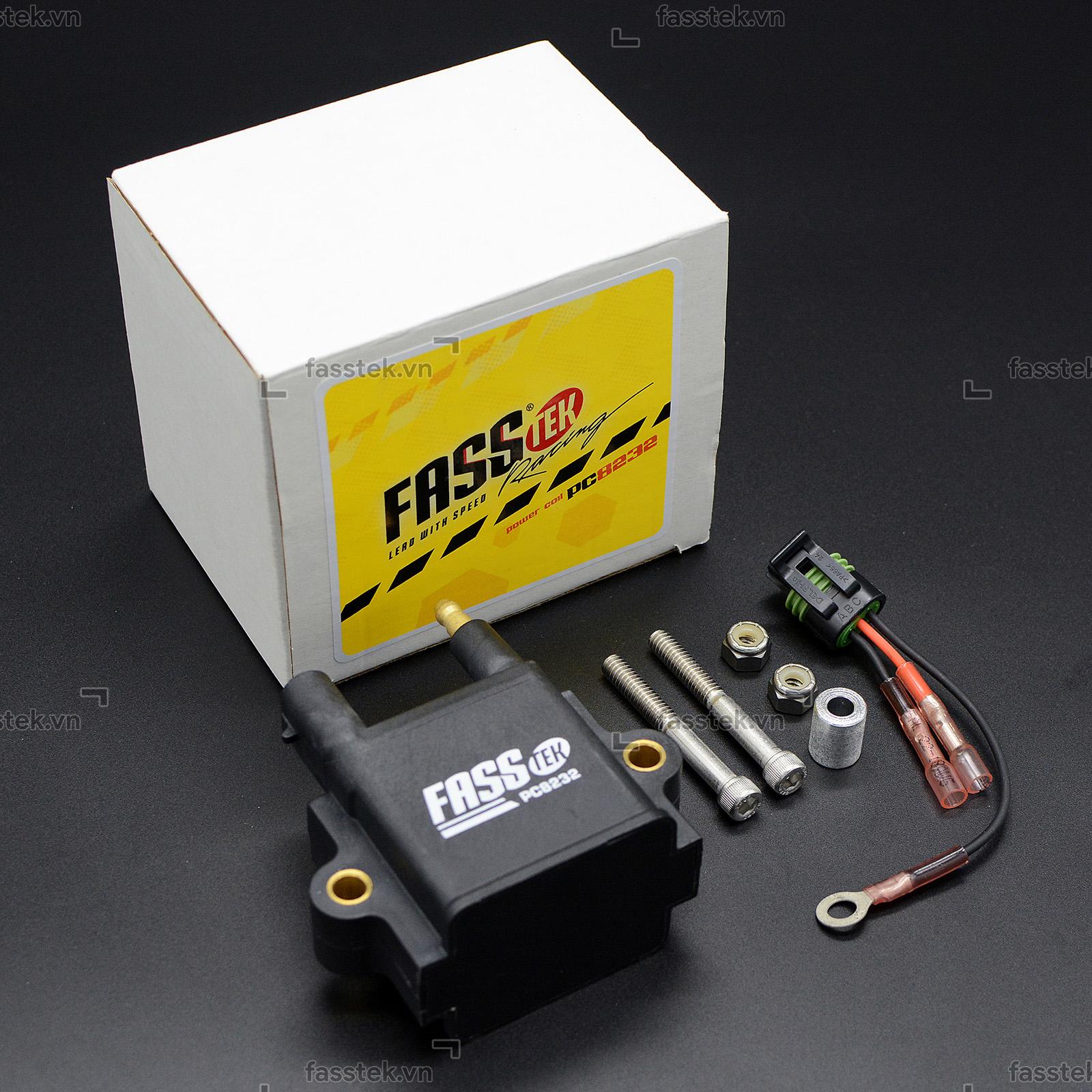 Mo-bin sườn Fasstek Racing PC8232 cho xe BXC