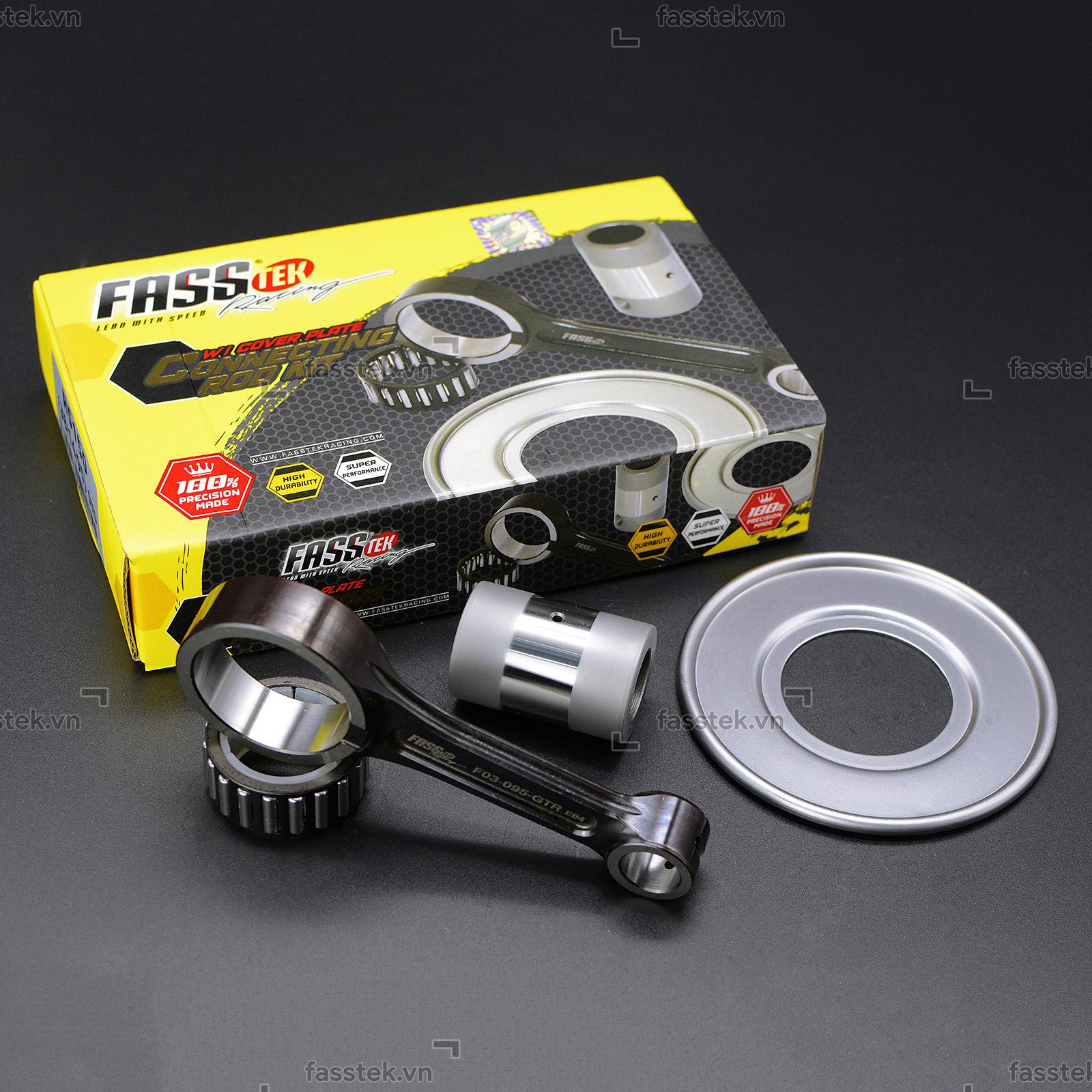 Tay dên Fasstek Racing CNC billet cho Winner/Sonic